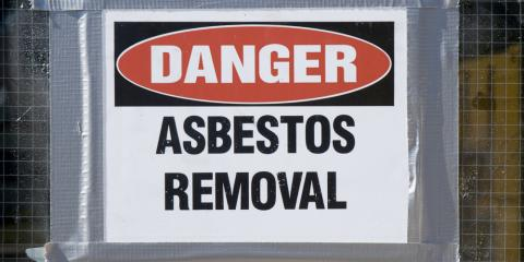 Asbestos Removal Experts Share 3 Signs of Asbestos in Your Home, Bridgeport, Connecticut