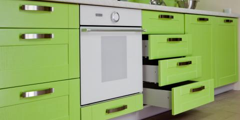 Should you choose drawers or rollout shelves for your for New kitchen bridgeport ct