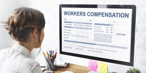 Bridgeport Lawyer Explains the Basics of Filing a Workers' Compensation Claim, Bridgeport, Connecticut