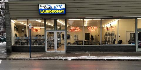 Bright Bubble Laundromat, Laundromats, Family and Kids, Rochester, New York