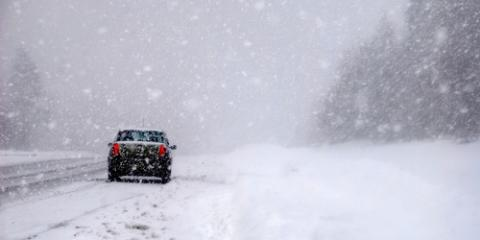 Auto Insurance Agency Provides 3 Tips for Winter Driving Safety, Bristol, Connecticut