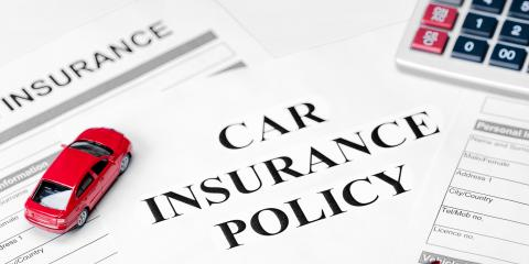 5 Factors Used to Calculate Auto Insurance Rates, Bristol, Connecticut