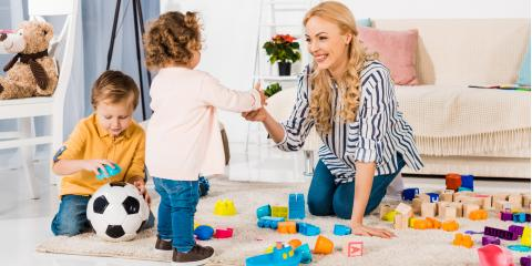 4 Learning Games for Your Toddler, St. Charles, Missouri