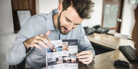 The Do's & Don'ts of Designing a Brochure, Sanford, North Carolina