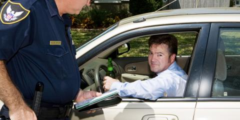 Experienced DWI Defense Attorney Lists 4 Steps to Take After an Arrest, Brockport, New York