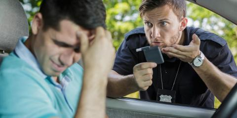3 Possible Penalties for a Second DWI Offense, Brockport, New York