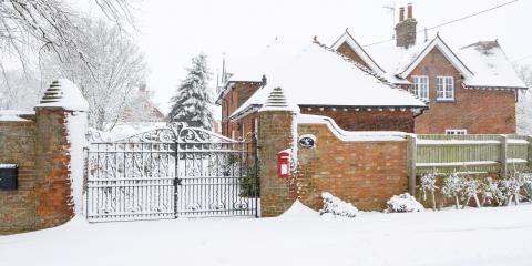 A Guide to Removing Snow from Your Decorative Concrete, Coweta, Oklahoma