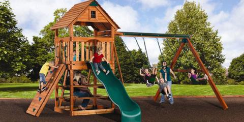What to Consider When Shopping for a Play Set, Broken Arrow, Oklahoma