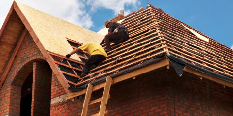 The Differences Between Reroofing & Roof Replacement, Jenks, Oklahoma