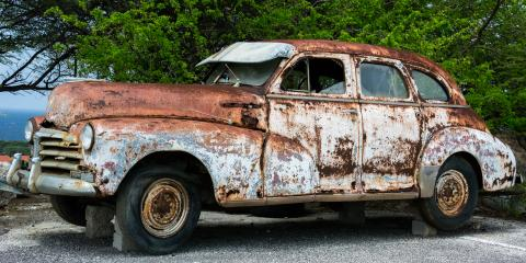 3 Things of Value in Junk Cars for Recycling, Philadelphia, Pennsylvania
