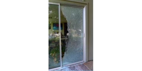 Broken Patio Door Glass Replacement Hudson Glass