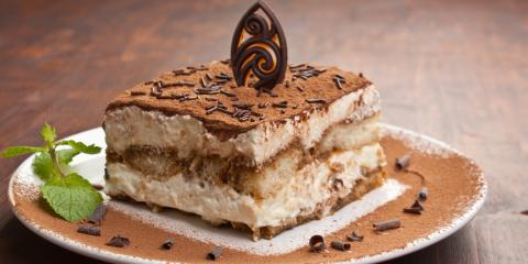 A Brief History of Tiramisu, Bronx, New York