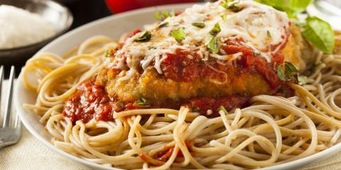 3 Classic Italian Chicken Dishes, Bronx, New York