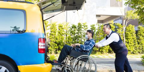 3 Benefits of Driving for a Medical Transportation Company, Bronx, New York