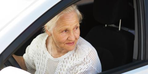 5 Signs a Senior Should Stop Driving, Bronx, New York