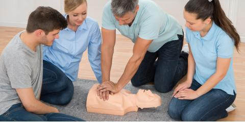 Bronx Health Care Providers Discuss the Importance of CPR, Bronx, New York