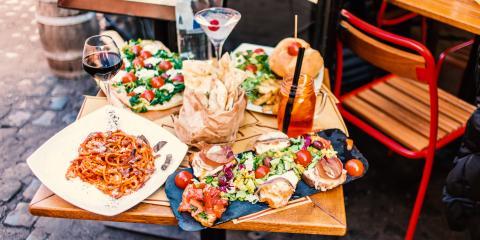 5 Reasons to Schedule Italian Restaurant Catering, Bronx, New York