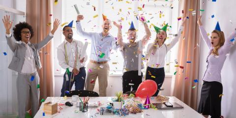 3 Benefits of Throwing an Office Party, Bronx, New York