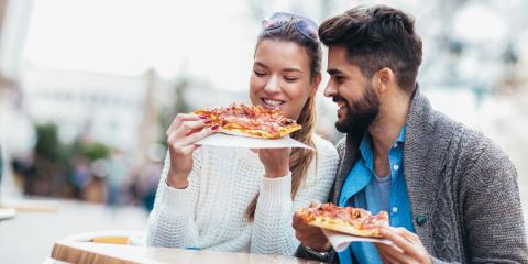 How to Eat Pizza When Trying to Lose Weight, Bronx, New York