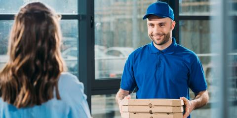How Much Should You Tip Pizza Delivery Drivers?, Bronx, New York