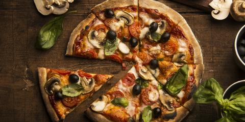 3 Tips for Choosing a Healthier Slice of Pizza, Bronx, New York