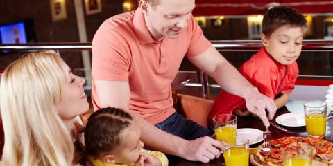 3 Tips for Dining Out With Your Kids, Bronx, New York