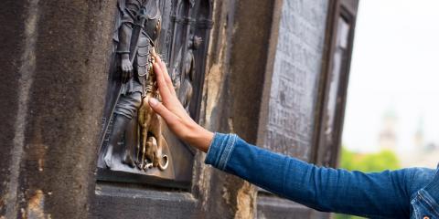 How to Care for Bronze Headstones, Phoenix, New York