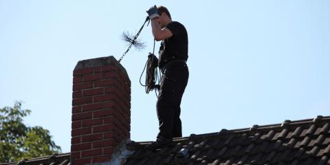 Chimney Sweep Explains 3 Causes of Chimney Leaks, Dayton, Ohio
