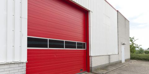 3 Tips for Maintaining Your Commercial Garage Door, ,