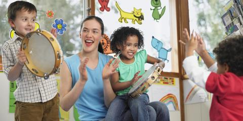 How Does Music Boost Child Development?, Brookline, Massachusetts