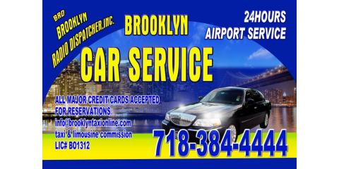 Brooklyn Radio Dispatcher, Transportation Services, Services, Brooklyn, New York