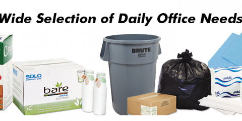 Keep Your Office Stocked With Quality Supplies From Brooklyn's Best Cleaning Services, Brooklyn, New York