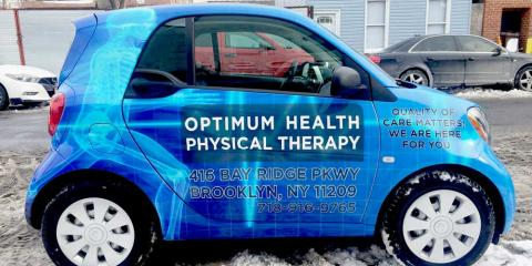 Why Branded Car Graphic Design Is a Great Way to Advertise, Brooklyn, New York