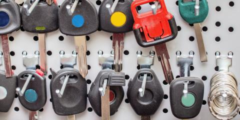 Why Should You Contact a Locksmith for Programming & Duplicating Vehicle Keys, Brooklyn, New York