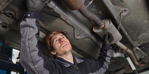 3 Signs You Need Exhaust Repair, Brooklyn, New York