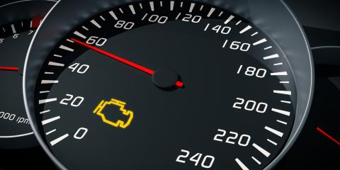 4 Reasons Your Check Engine Light Comes On, Brooklyn, New York