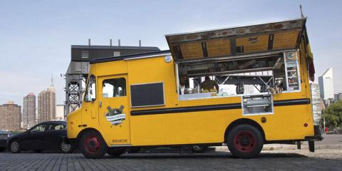 5 Pieces of Equipment Needed to Start a Food Truck, Brooklyn, New York