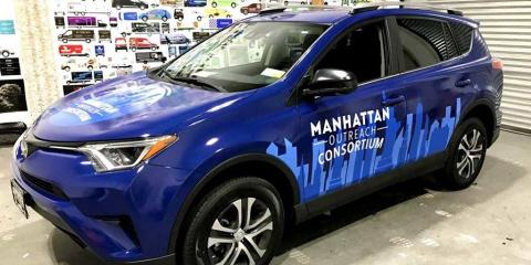 5 Ways to Improve the ROI of a Vehicle Wrap, Brooklyn, New York