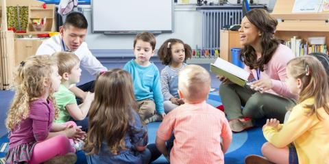 How Children Benefit From Preschool, Manhattan, New York