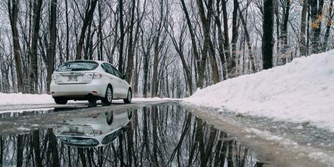 How Winter Affects a Car's Transmission, Brooklyn, New York