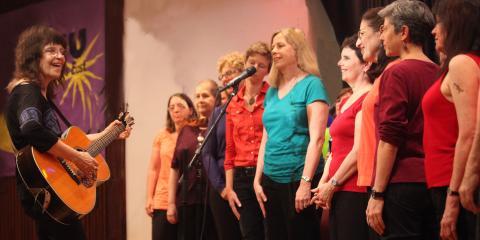 Brooklyn Women's Chorus Returns to BMCC Tribeca PAC, Manhattan, New York