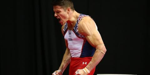 Training Like Simone Biles and Chris Brooks (Olympic Gymnastics Athletes), Spencerport, New York