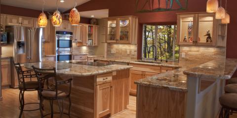 4 Tips for Choosing Granite for Kitchen Countertops, Broomfield, Colorado