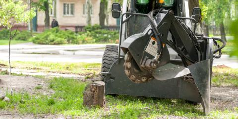 3 Benefits of Stump Grinding for Homeowners, Hersey, Minnesota