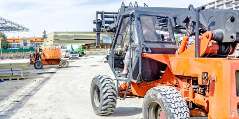 5 Benefits of Buying or Renting a Telehandler for Your Next Project, Brunswick Hills, Ohio