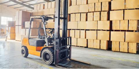 4 Benefits of Renting a Forklift, Brunswick Hills, Ohio