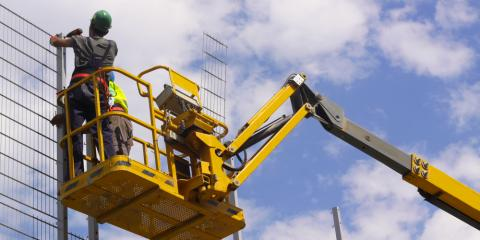 3 Safety Tips for Those Renting a Manlift, Brunswick Hills, Ohio