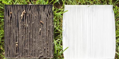 5 Reasons HVAC System Filters Get Dirty So Easily, Lincoln, Nebraska