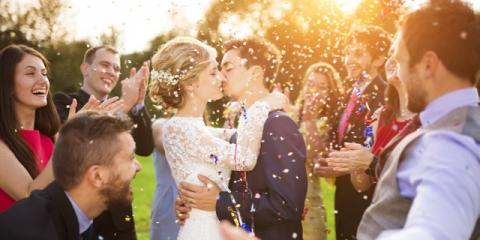 From Wedding Decorations to Food: 3 Ways a Backyard Wedding Saves Money, Lexington-Fayette, Kentucky