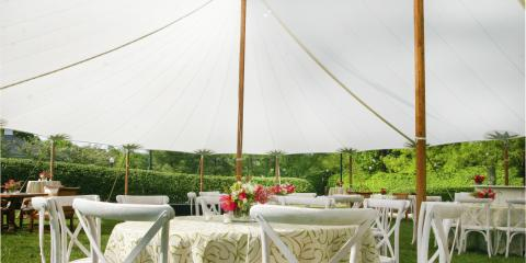 4 Reasons to Choose Tent Rentals for Outdoor Events, Lexington-Fayette, Kentucky